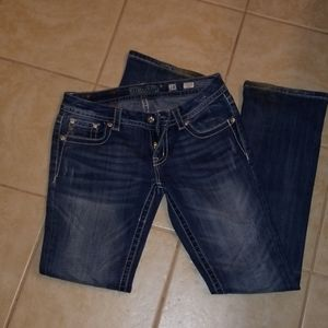 Size 28 miss me jeans